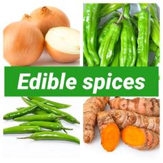 Edible Spice