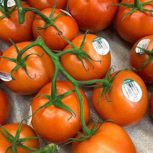Organic cluster tomatoes 1lb