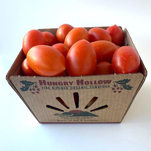 Organic Romanito Tomatoes 1 pint