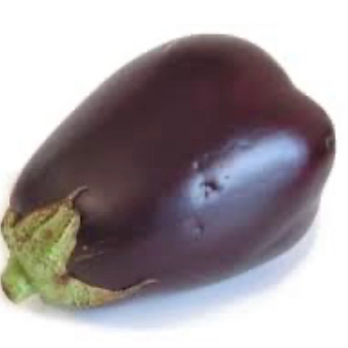 Organic eggplants 1lb (Locally grown in San Juan Bautista)