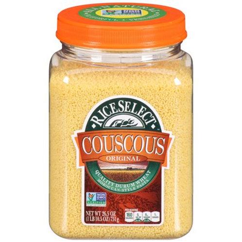 RiceSelect Original Couscous Rice, 26.5-Ounce Jar