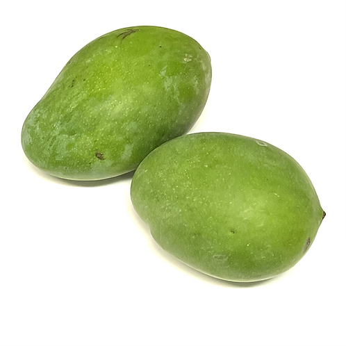 Green mangoes   (Large) 12-14z each