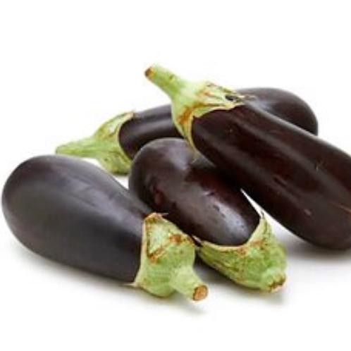 Italian eggplants 1lb (Local)