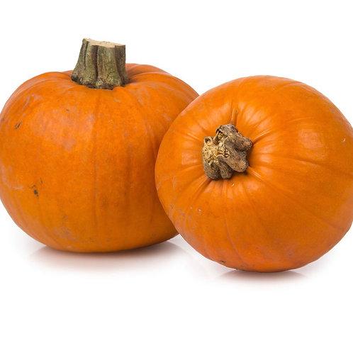 Organic sugar pie pumpkin 1ea