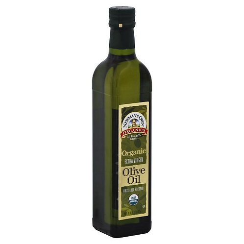Newman's Own Organic Olive Oil 17 oz.