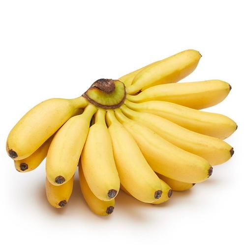 Baby banana appx, 2 lbs