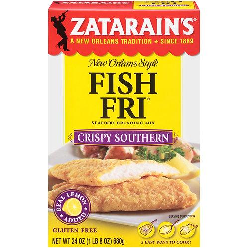 Zatarain's Crispy Southern Fish Fri, 24 oz