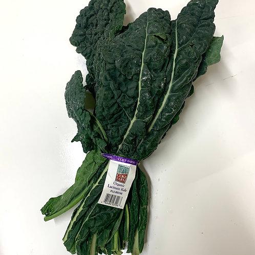 Organic Lacinato Kale 1 bunch