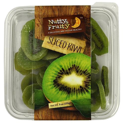 Nutty And Fruity Sliced Kiwi 9 oz