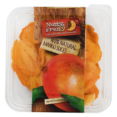 Nutty And Fruity Mango 100% Natural 4.5z