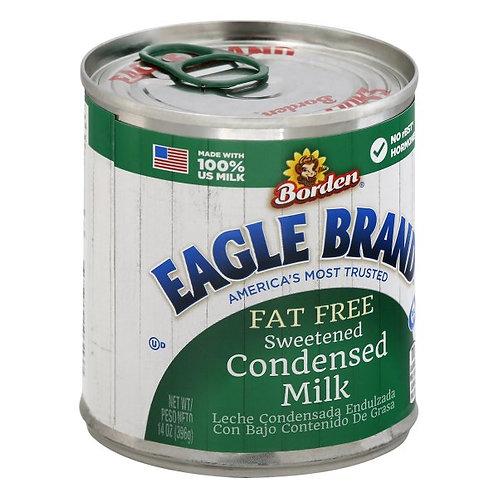 Eagle Brand far free Sweetened Condensed Milk, 14 oz