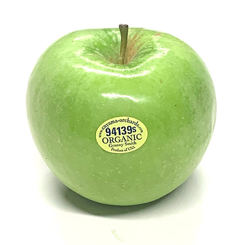 Organic Granny Smith apple *1ea medium