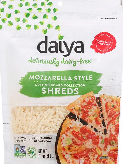 Daiya Dairy-FreeShred Mozzarella Cheese 7.1z