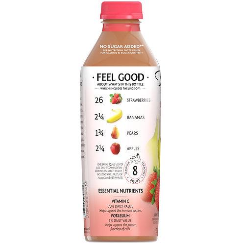 Bolthouse Farms Fruit Juice Smoothie, Strawberry Banana, 32 oz