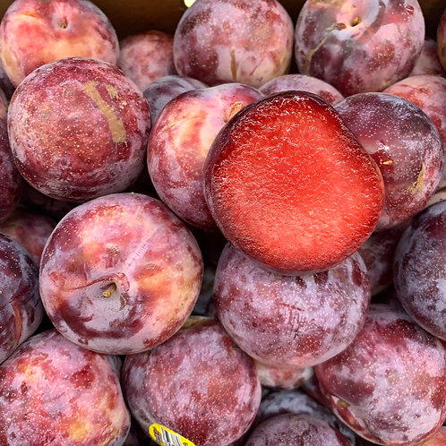 """Summer Punch"" plumcots 1lb (Local)"
