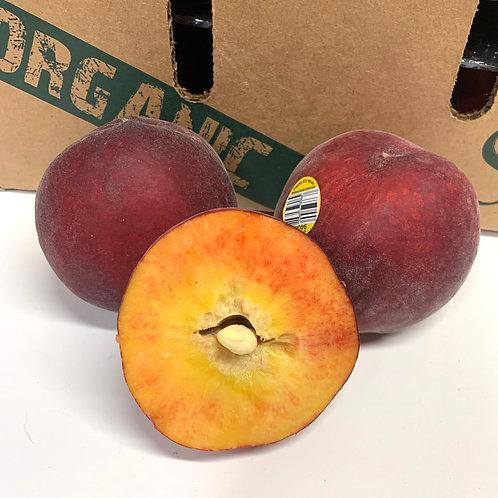 Organic Peaches  1lb (Locally grown)