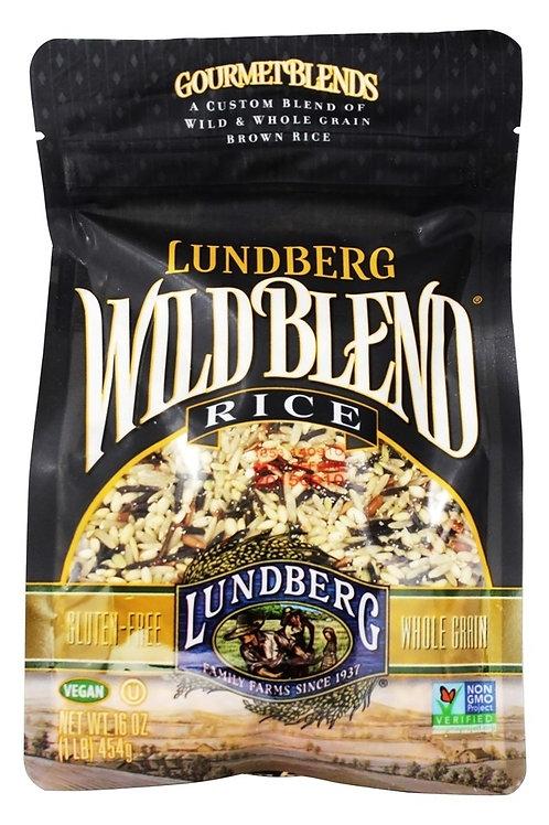 Lundberg Family Farms Gourmet Blends Wild Blend Rice 16 oz.