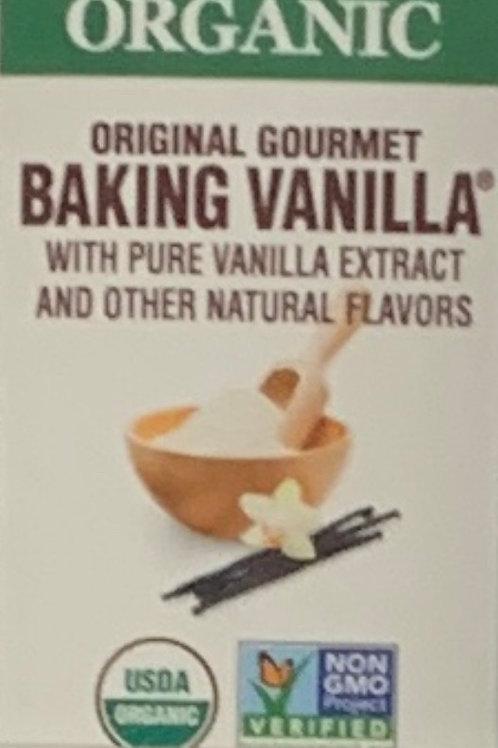 Watkins organic baking vanilla 2z