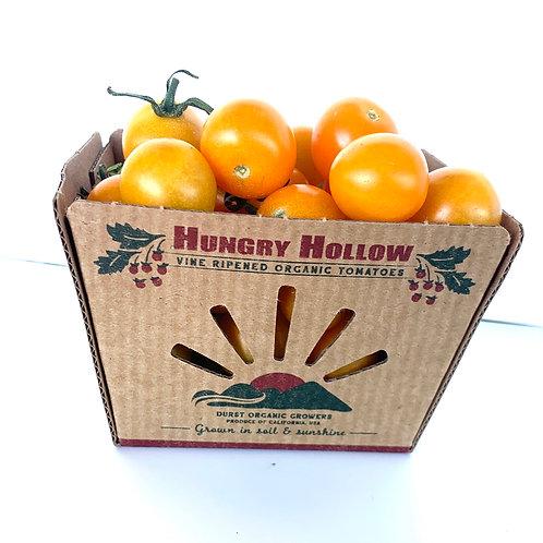 Organic sun gold tomatoes 1pint