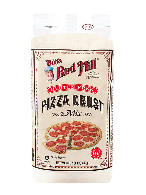 Bobs Red Mill Gluten Free Pizza Crust Mix (16 Ounce)