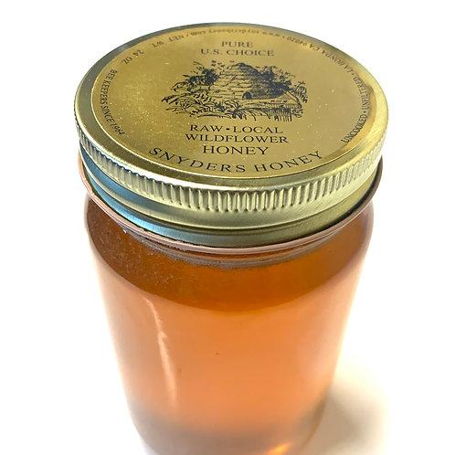 Local Wild Flower Honey 1.5 lb