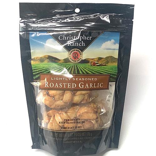 Christopher Ranch roasted garlic 6z bag (USA)