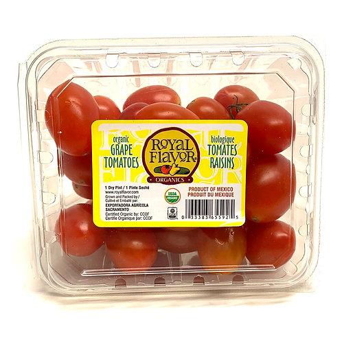 Organic Grape Tomatoes 1 pint