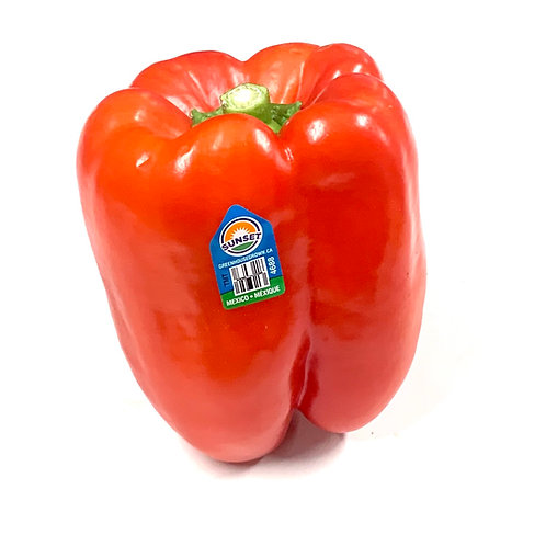 Red Bell Pepper - Large - 1ea