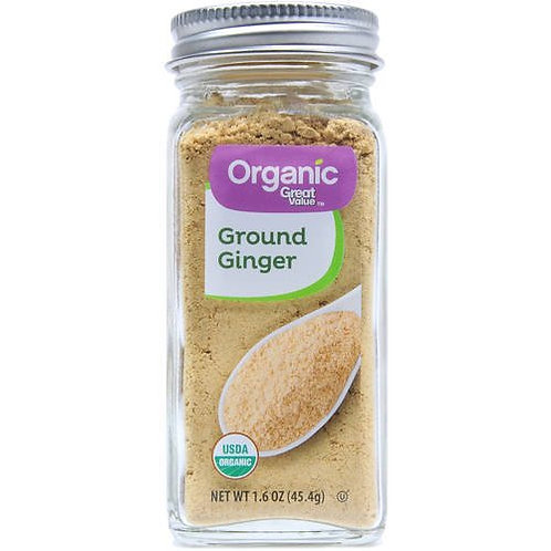 Great Value Organic Ground Ginger, 1.6 oz