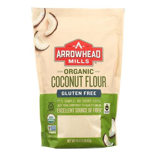 Arrowhead Mills - Organic Coconut Flour 16 oz.