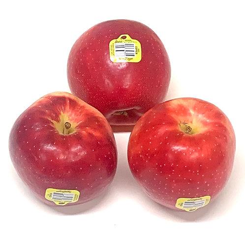 Organic sweet tango apples 3ea