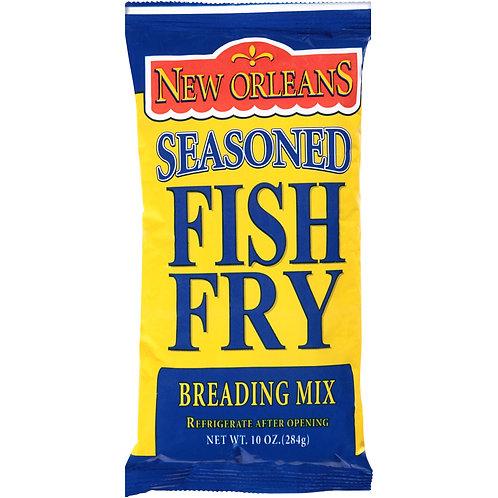 Zatarain's Seasoned Fish Fri, 10 oz