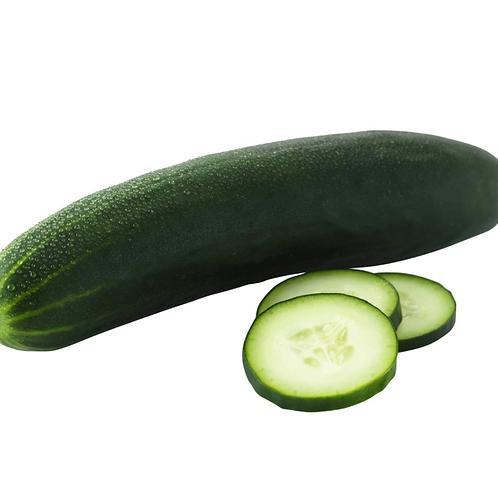 Organic cucumber 1 ea (USA)