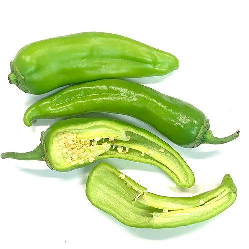 Organic Italian frying peppers 1lb