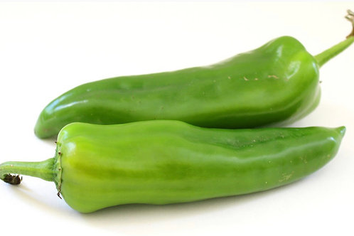 Anaheim chili peppers 1/4 lb.