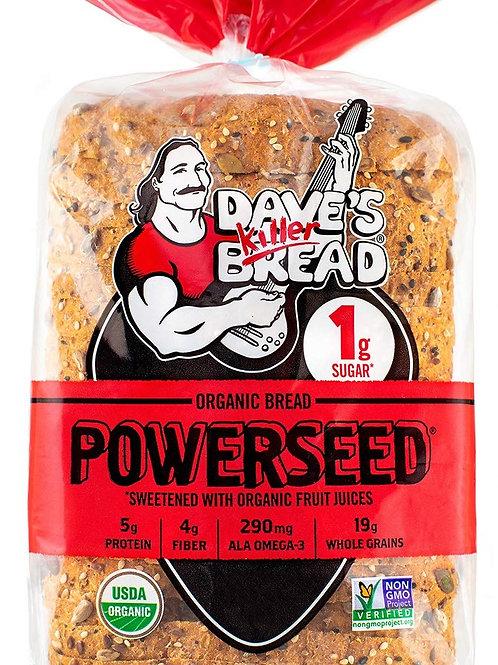 Dave's Killer Bread® Powerseed® Organic Bread 25 oz. Loaf