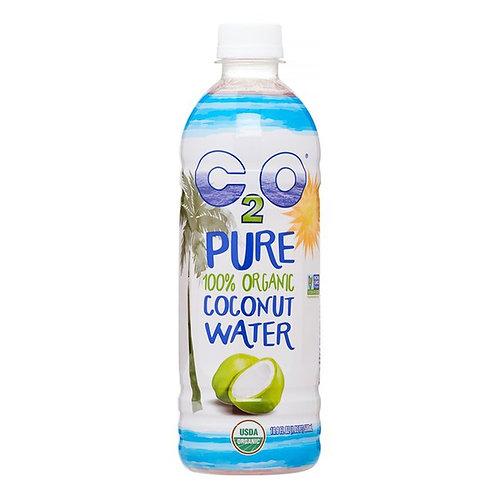 Farmer's Reserve Organic Coconut Water 16.9z