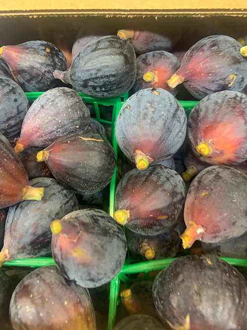 Black  mission figs 1pint  (Localy grown)