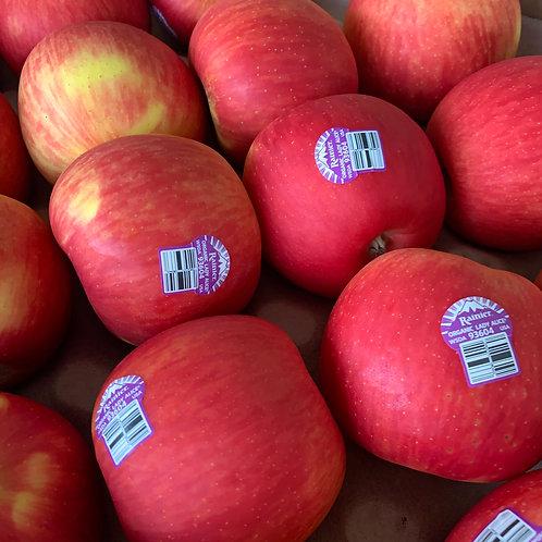 Organic Lady Alice Apples 2 pcs (appx 1 lb.)  USA