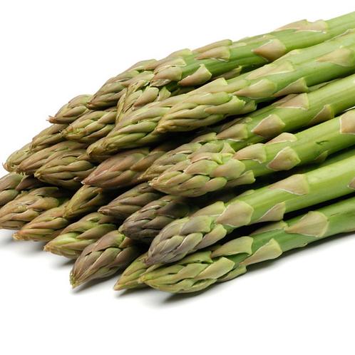 Asparagus tips 1 bunch appx 1 lb
