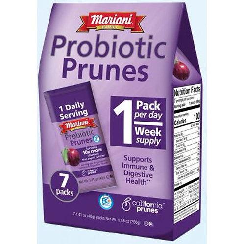 Mariani Probiotic Prunes, 7 ct, 1.4 oz