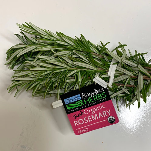 Organic rosemary 1 bunch (USA )