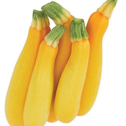 Organic yellow zucchini 1lb (Local)