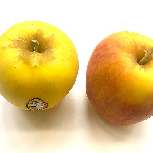 Organic opal apples 2 ea