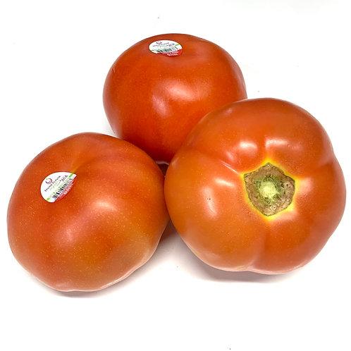 vine- ripe tomatoes 2pc appx 1lb (Mx)