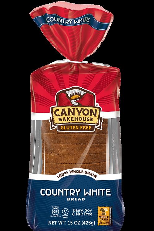 Canyon Bakehouse Gluten Free Country White Bread 15 oz