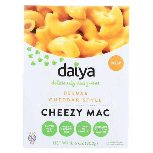 Daiya Foods - Cheezy Mac - Deluxe Cheddar Style - 10.6 Oz.