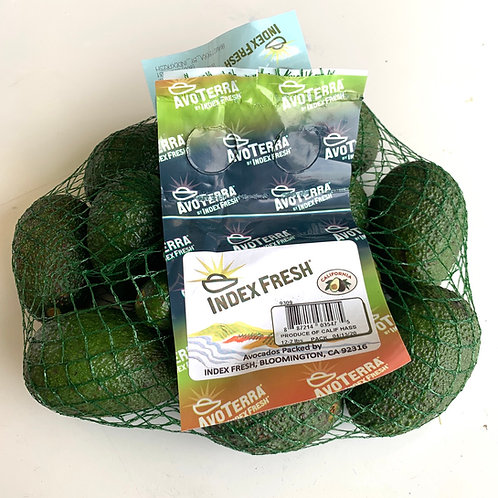 Small avocados 2lb bag (Mx)