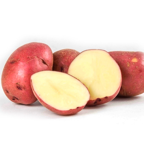 Organic red potatoes 1lb