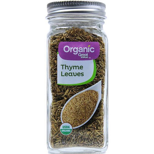 Great Value Organic Tarragon, 0.4 oz